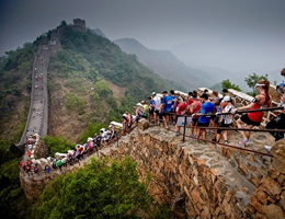 Majestic Tour Of China